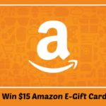 Back To School Giveaway Hop – Win $15 Amazon Gift Card or Paypal #back2school2017