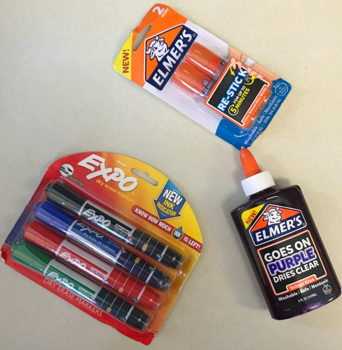 EXPO and Elmer's are Teacher Favorites for Back-to-School