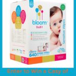 Enter to Win a Case of bloom BABY® Sensitive Skin Baby Wipes