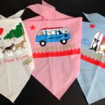 California Canine Dog Bandanas are the Perfect Gift for your Dog on National Dog Day! #californiacanine