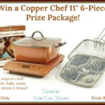 #Win a Copper Chef 11″ 6-Piece Prize Package!