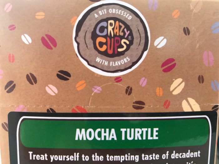 Crazy Cups Mocha Turtle