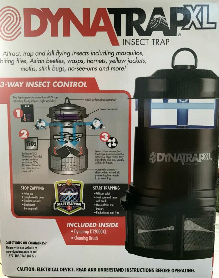 DynaTrap XL Inspect Trap