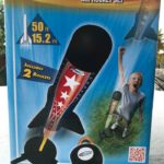 Estes Rocket Star Air Rocket Launch Set is Perfect for Outdoor Fun #MegaChristmas17