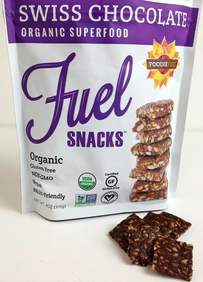 Foodie Fuel Snacks - Swiss Chocolate