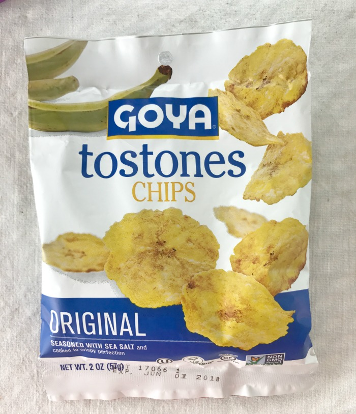Goya Tostones Chips