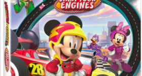 Mickey and the Roadster Racers: Start Your Engines on Disney DVD Today