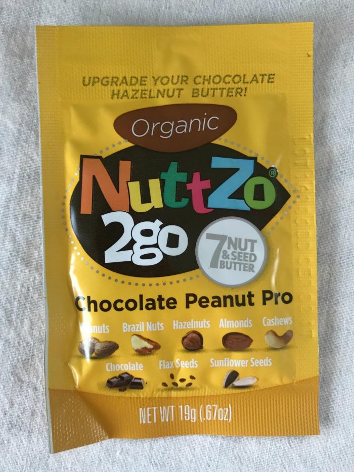NuttZo - Chocolate Peanut Pro