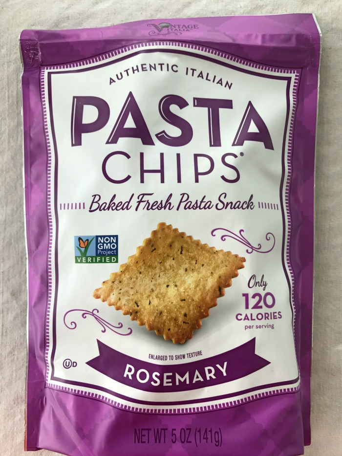 Pasta Chips - Rosemary