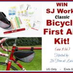 SJ Works Classic Bicycle First Aid Kit Giveaway!