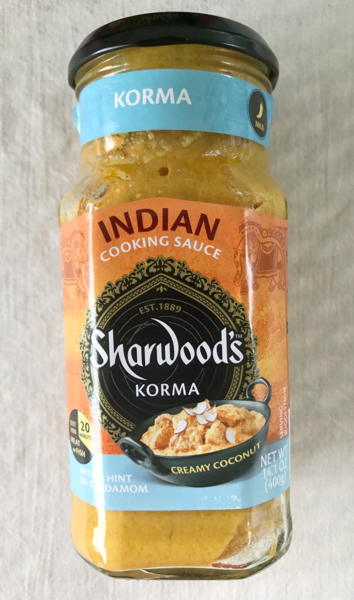 Sharwood's Indian Cooking Sauce