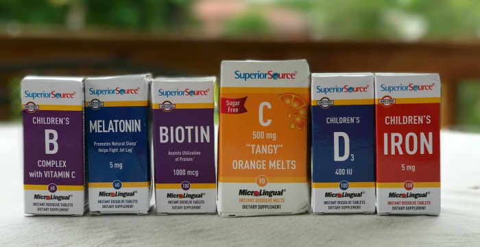 Color Me Healthy for Back to School with #SuperiorSource