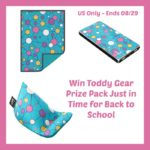 Enter to Win a Toddy Gear Tech Set for Back to School