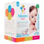 bloom BABY®Sensitive Skin Baby Wipes Best Protection for Babies