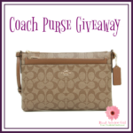 Stroll Into Fall Beautifully with a New Coach Purse #Win