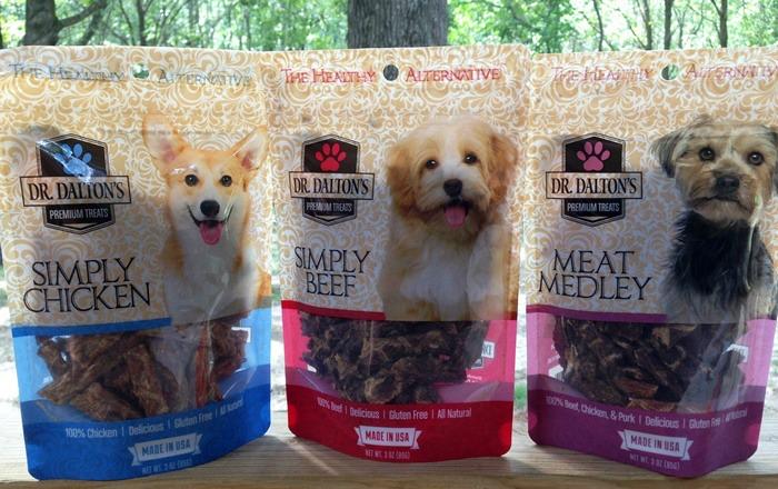 Dr. Dalton's Premium Dog Treats are the Perfect Training Treats