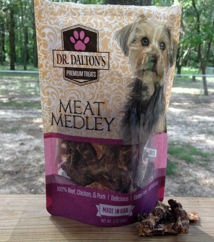 Dr. Dalton's Premium Dog Treats - Meat Medley