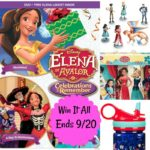 Elena of AvalorPrize Pack Giveaway