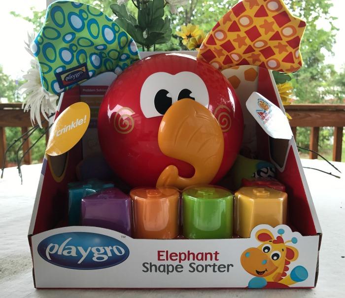 Elephant Shape Sorter - All Things Elephant for Kids