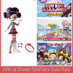 "Prize Pack of new toys/DVD for Gwen Stefani's ""Kuu Kuu Harajuku"""