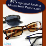 #Win 3 Pairs of Reading Glasses!