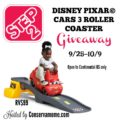 Enter to #Win a Step2 Disney Pixar Cars 3 Roller Coaster