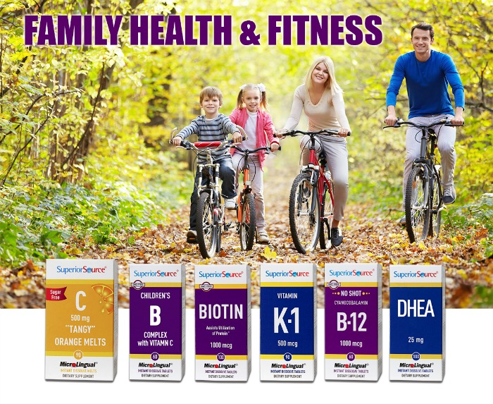 Superior Source - Family Health and Fitness