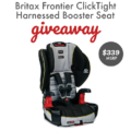 Britax Frontier Giveaway