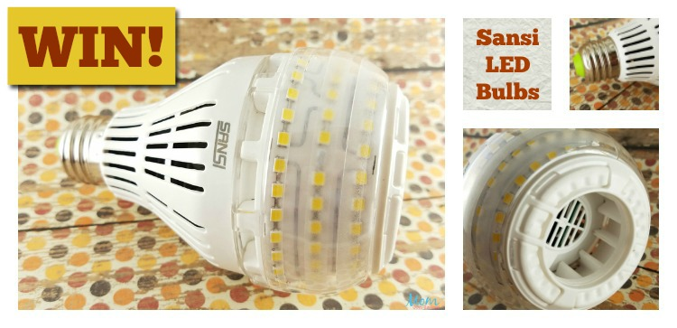 Sansi LED bulbs