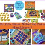 #Win 2 Games- Nibbled and Cadoo- Great for Family Game Night!