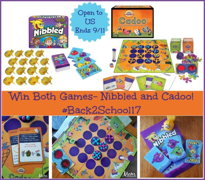 Win Cadoo and Nibbled