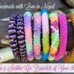 #Win 3 Sashka Co Glass Beaded Bracelets