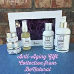 Anti-Aging Gift Collection from BeNatural Cosmetics #MegaChristmas17