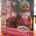 Baby Born Interactive Baby Doll is Every Little Girls Dream #MegaChristmas