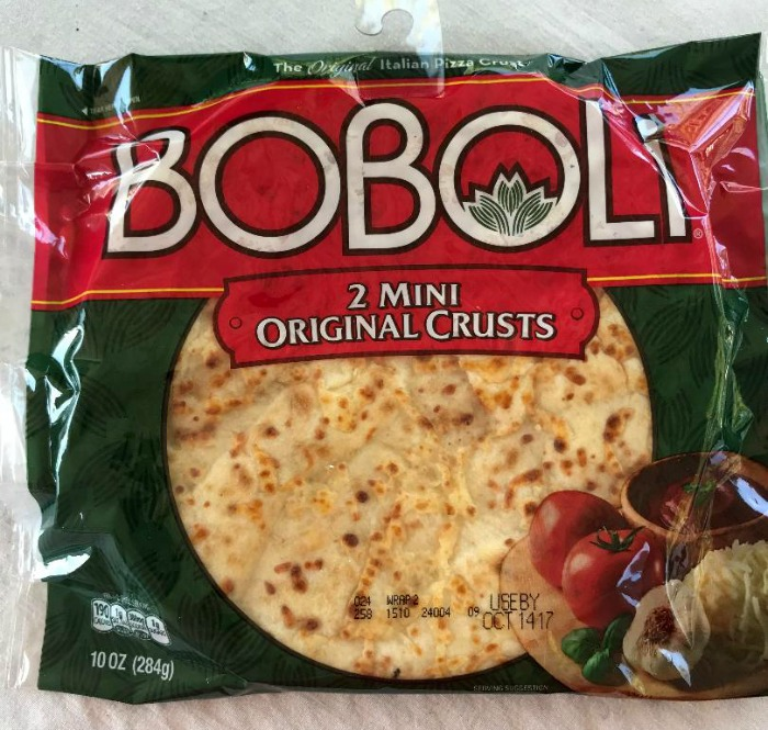 Boboli Mini Original Crusts