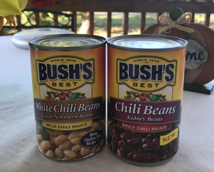 Bush's Chili Beans