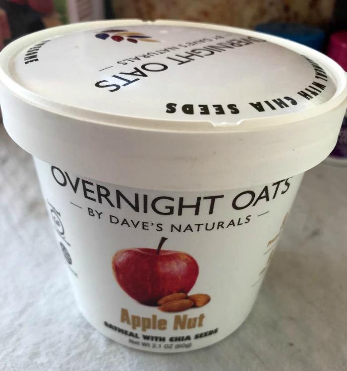 Dave's Gourmet Overnight Oats