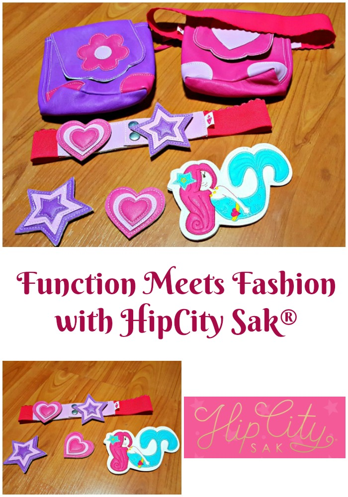 Function Meets Fashion with HipCity Sak®
