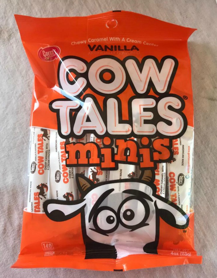 Goetze's Candy Co. Cow Tales Minis