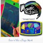 Enter to #Win a Magic Sketch!