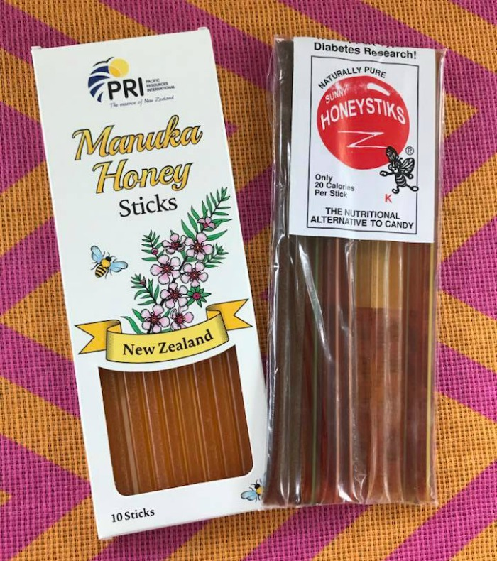Manuka Honey Sticks