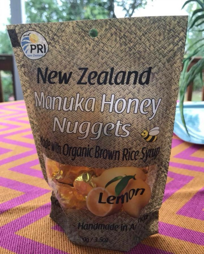 New Zealand Manuka Honey Nuggets