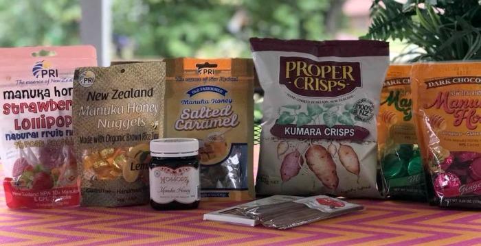 No Tricks! Just Healthier Treats with PRI's Manuka Honey Treats! #ManukaHealth #ShopPRI