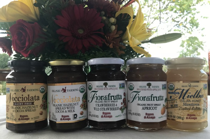 Rigoni di Asiago Organic Spreads and Jams will Have Your Taste Buds Singing!