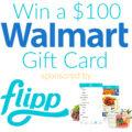 #Win a $100 Walmart Gift Card from Flipp