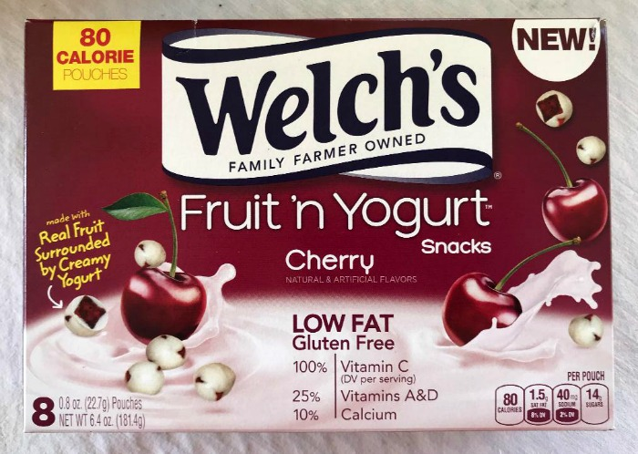 Welch's® Fruit 'n Yogurt™ Snacks