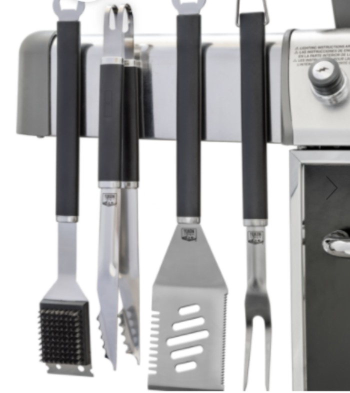Yukon Glory Magnetic Grilling Tools