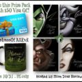Mistress of All Evil prize pack with $50 Visa GC #MistressOfAllEvil