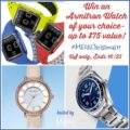 #Win an Armitron Watch of your Choice #MegaChristmas17