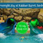 Win an Overnight Stay at Kalahari Resort Sandusky #LoveKalahari